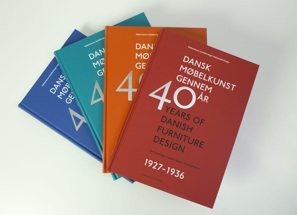 Dansk møbelkunst gennem 40 år 1927-1966