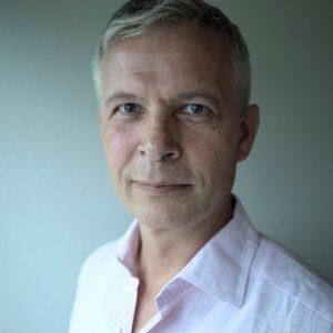 Joakim Jakobsen forfatter til Ord der formede Danmark