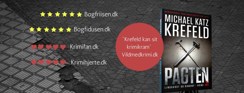 Pagten, Michael Katz krefeld, Krimi, Ravn serien