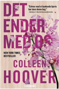 Det ender med os, Colleen Hoover, LOVEBOOKS, kærlighedsroman