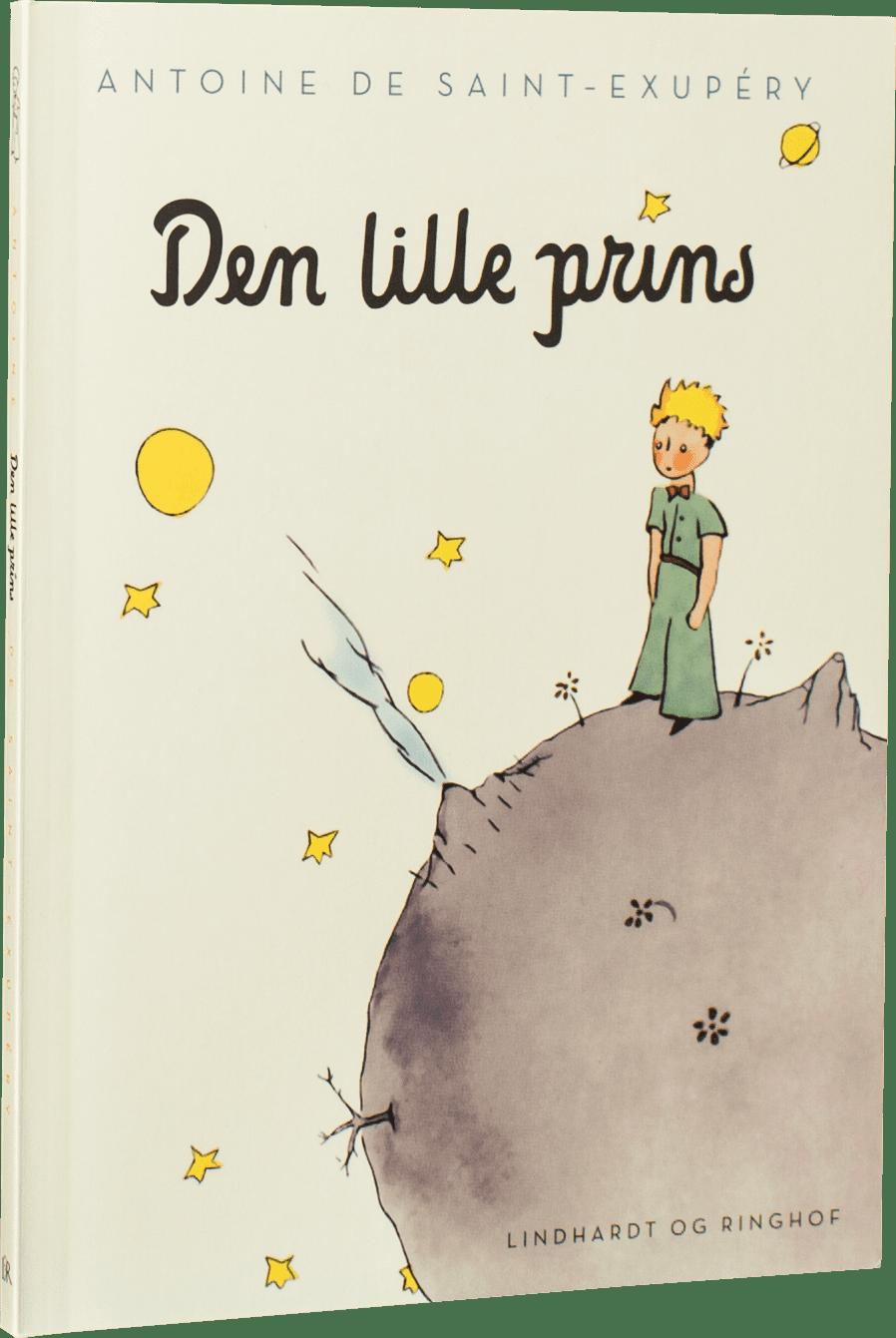 Den lille prins antoine de saint-exupéry