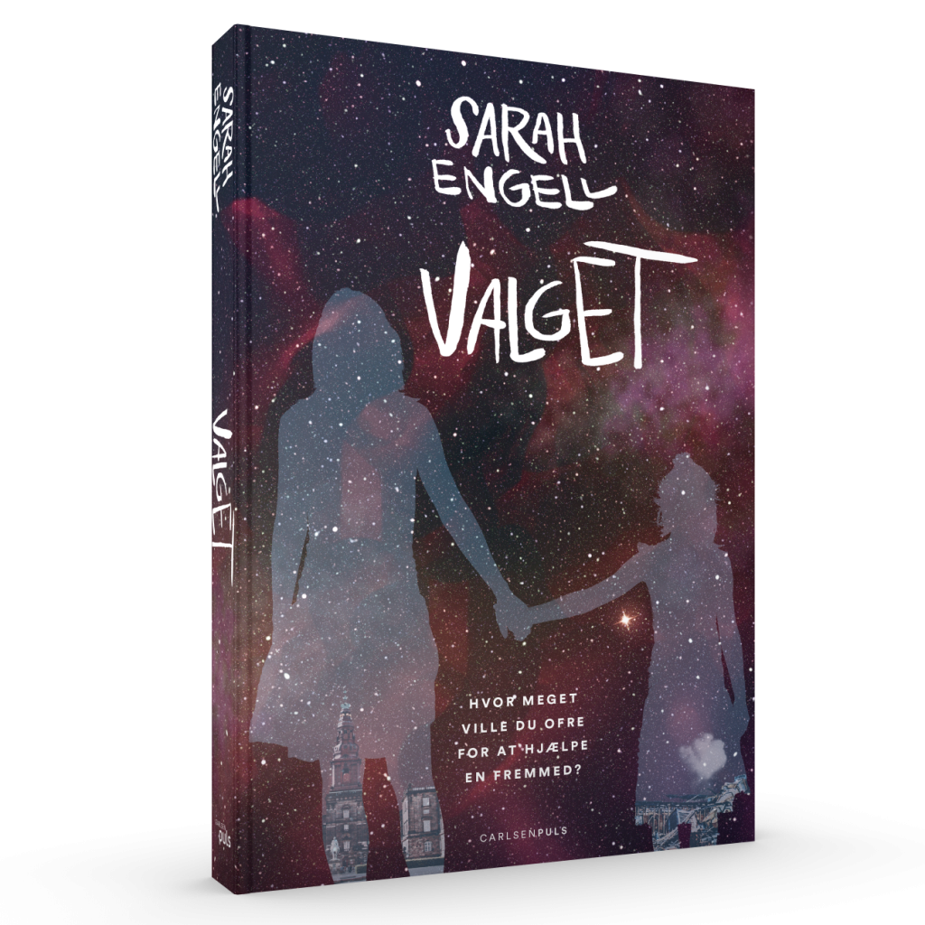 valget, sarah Engell, ya, young adult, ungdomsbog