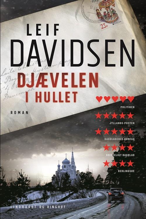 rækkefølgen på Leif Davidsens bøger, spionromaner, krimier, Leif Davidsen, djævelen i hullet