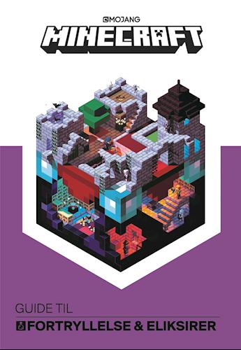 Minecraft, minecraft guide, Guide til fortryllelse og eliksirer