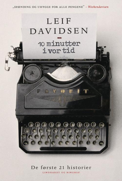 rækkefølgen på Leif Davidsens bøger, spionromaner, krimier, Leif Davidsen, novellesamling