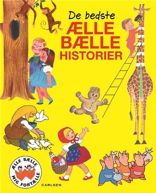 bedste danske børnebøger