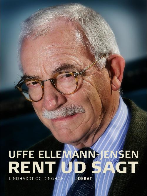 Uffe Ellemann-Jensen, politik, politisk biografi, biografi, selvbiografi, rent ud sagt