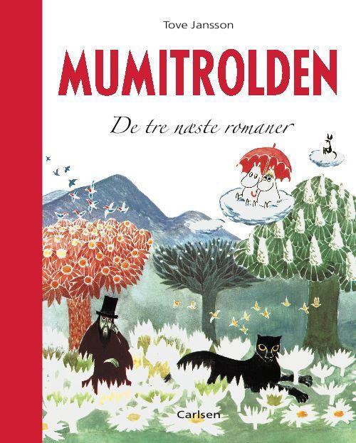 Mumitrolden, Tove Jansson, Mumifars erindringsbog, Farlig midsommer, Troldvinter