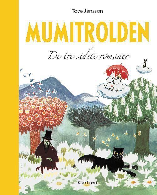 Mumitrolden, Tove Jansson, Det usynlige barn og andre historier, Mumifar og havet, Sent i november