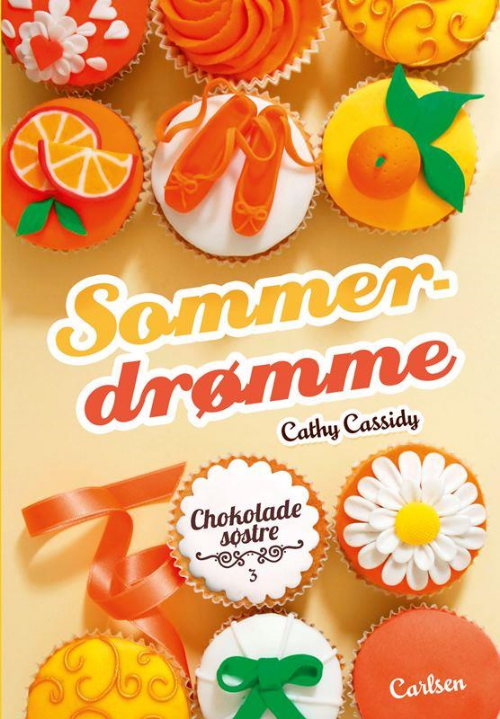 Cathy Cassidy, Chokoladesøstre, tween, tweenlæsning, læsning til tween, bog, bog til tween, pigebog, pigebøger, bog til piger, bøger til piger, Sommerdrømme