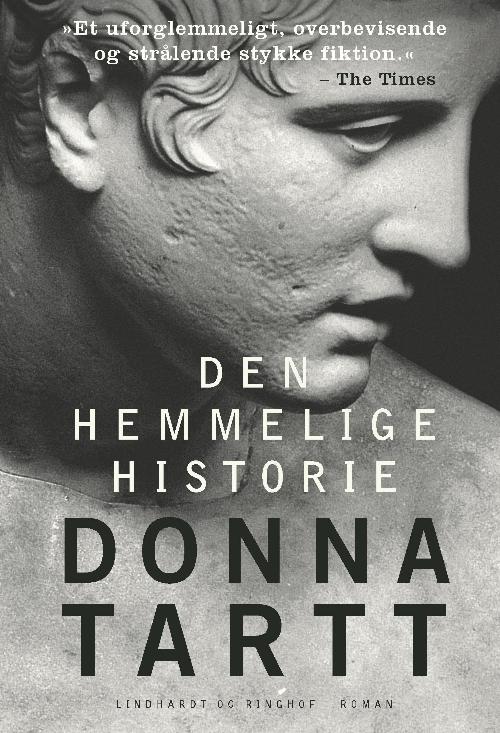 Den hemmelige historie, Donna Tartt, krimi, psykologisk thriller, krimier