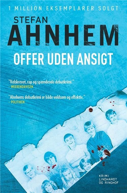 Stefan Ahnhem, krimiserie, offer uden ansigt, fabian risk