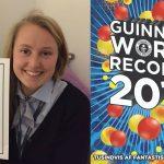 Danske Majken løb sig ind i rekordbog fra Guinness – på høje hæle!