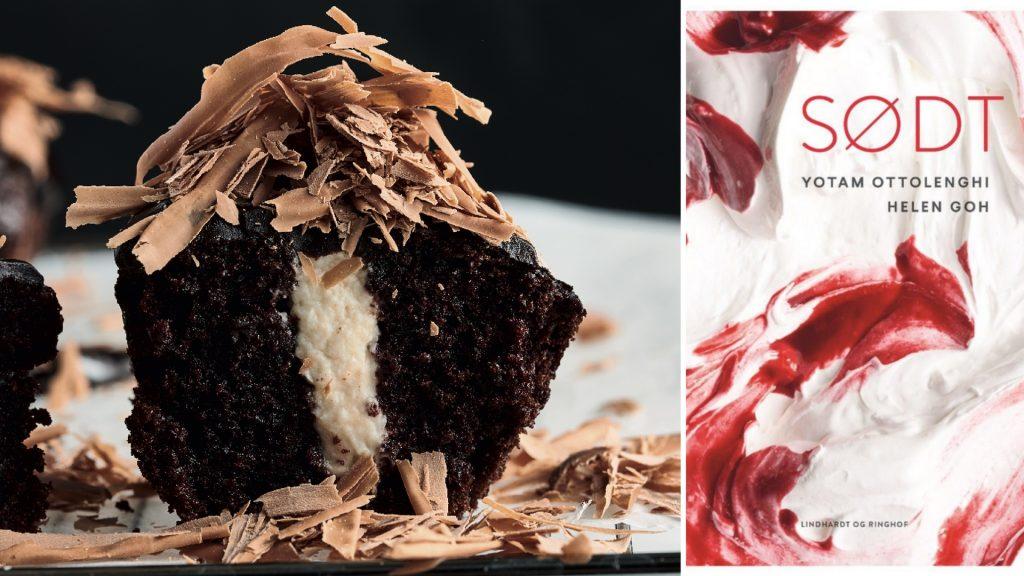 SØDT, sødt, Yotam Ottolenghi, Helen Goh, chokolade, kage, kager, dessert, dessertbog, kogebog, kogebøger