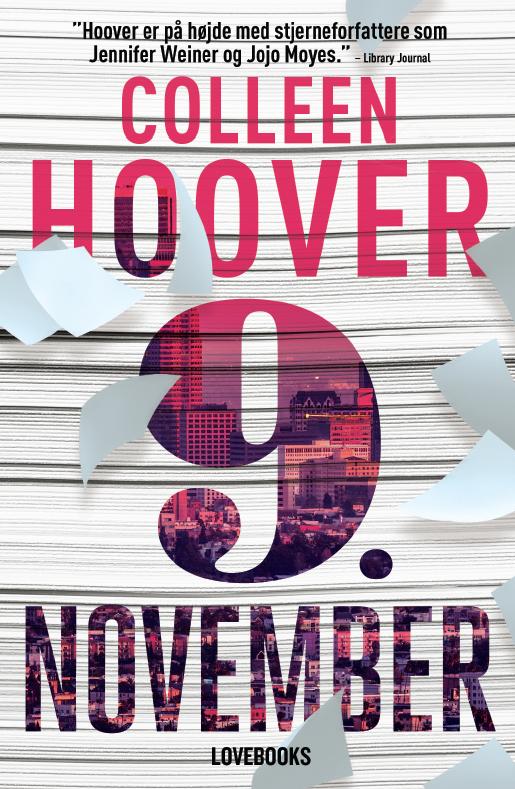 colleen hoover, 9. november