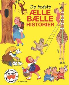 Ælle bælle, børnebog, nostalgi, børnebøger, forlaget Carlsen