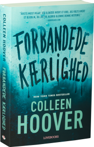colleen hoover, 9. november, forbandede kærlighed