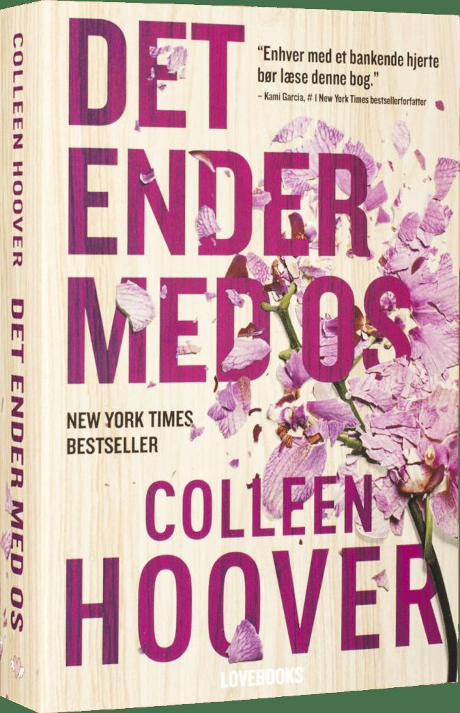Det ender med os, Colleen Hoover, kærlighedsroman