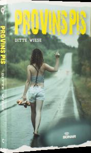 Provinspis, Ditte Wiese, BogForum, bogforum 2017, YA
