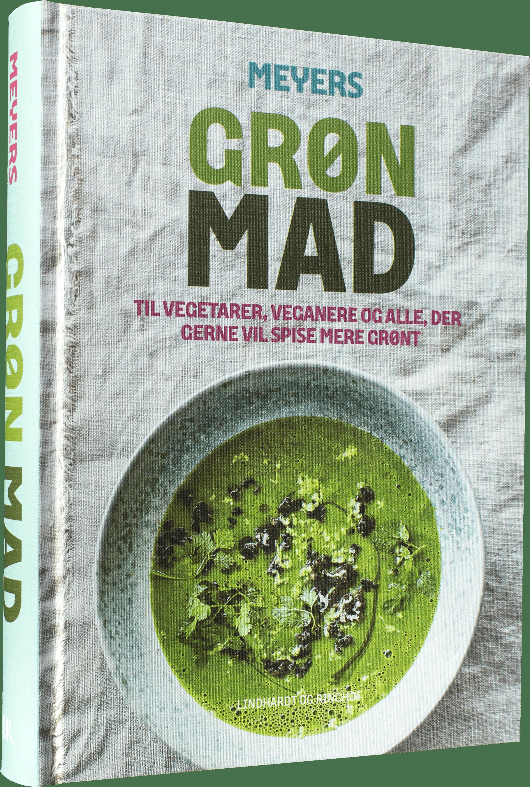 grønne kogeboger til vegetarisk og vegansk madlavning meyers