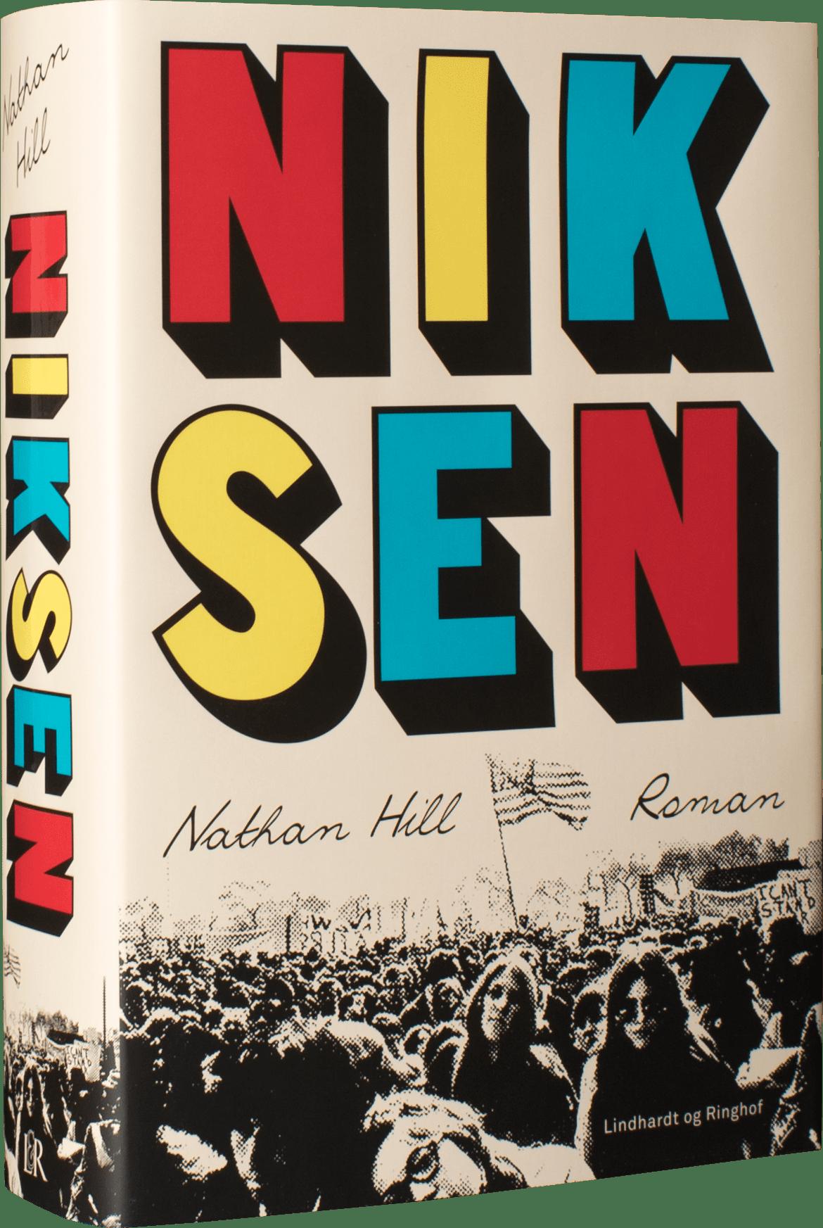 Niksen, Nathan Hill, amerikansk roman, klassiker,