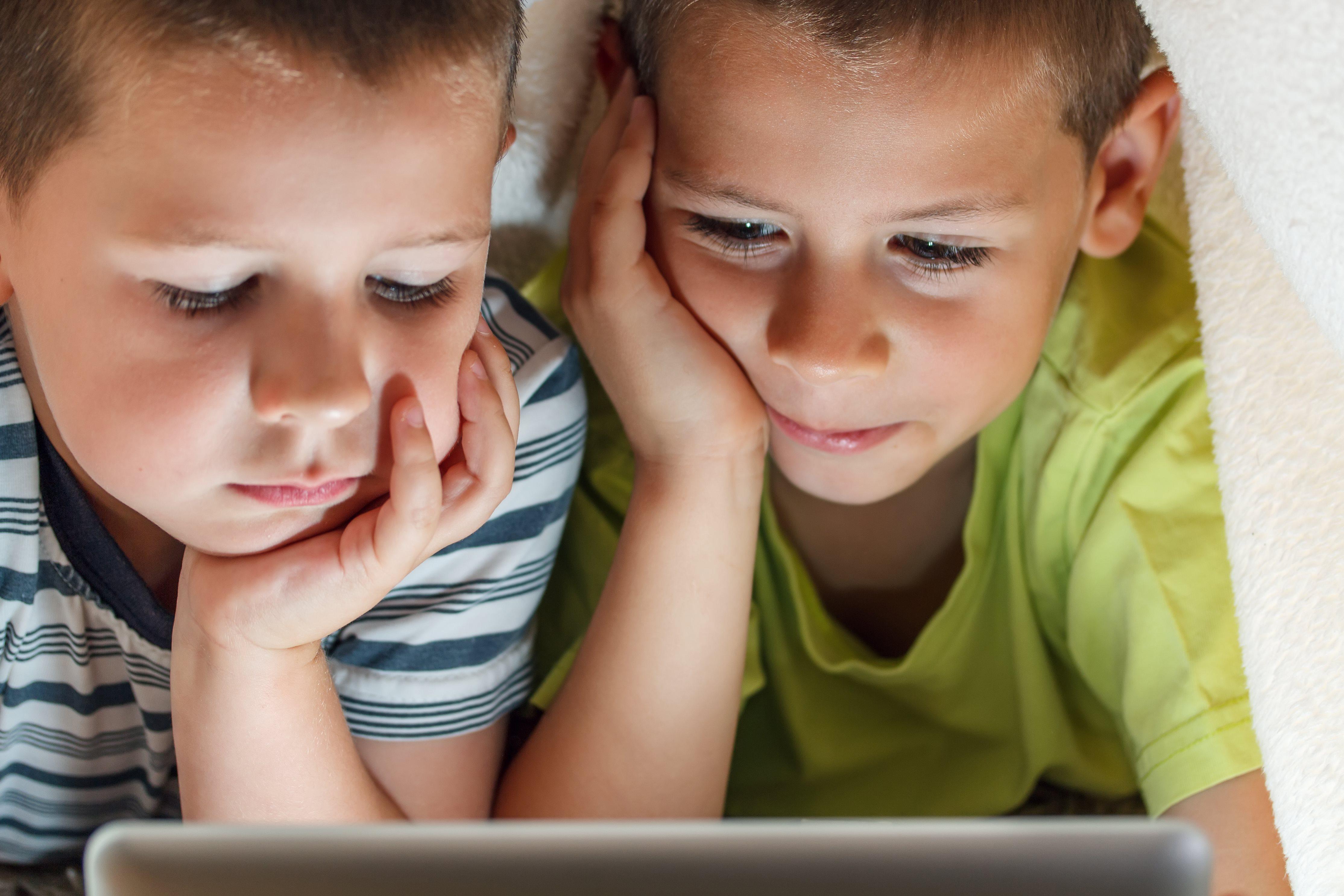 højtlæsning for børn på youtube