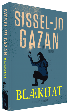 Sissel-Jo Gazan, Blækhat, street art, slægtsroman