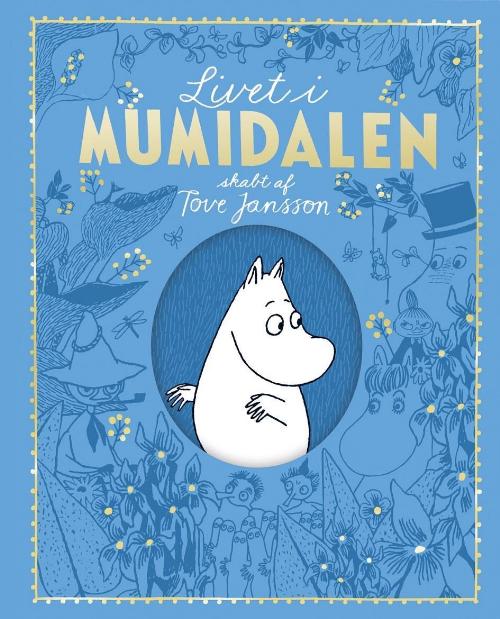 Livet i Mumidalen, Tove Jansson, mumitrold, mumitrolde, børnebog, børnebøger, klassiske børnebøger, klassisk børnebog