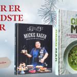 Julegaver: 10 lækre bøger om mad og drikke