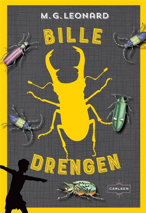 Billedrengen, M.G. Leonard, kampen om billerne
