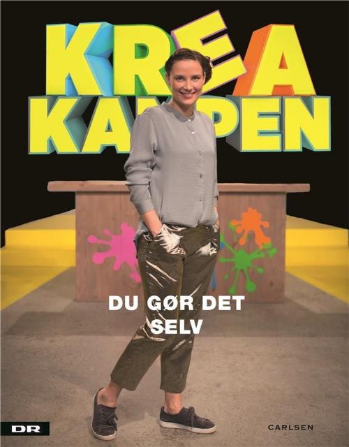 Kreakampen, Sofie Østergaard, diy, kreativ