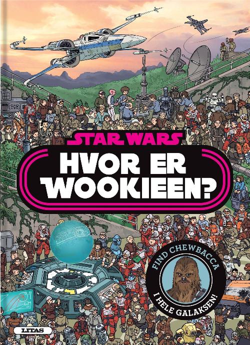 Star Wars, Hvor er Wookien?,