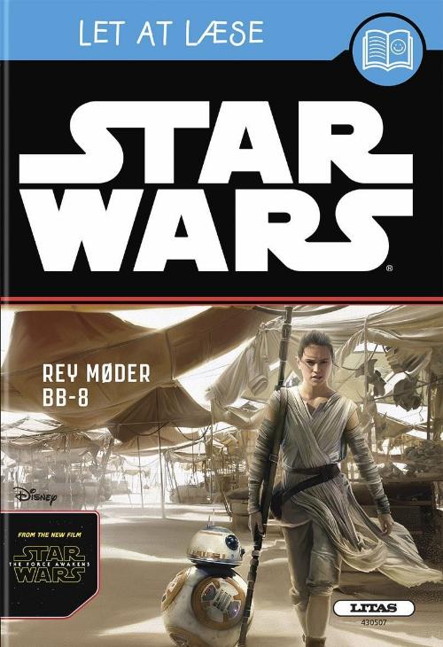 Star Wars, Rey møder BB-8, Star Wars bog