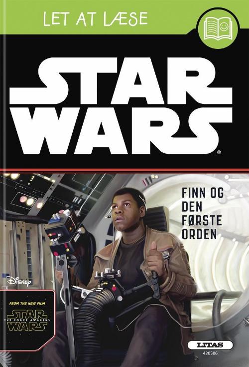 Star Wars, Finn og den første orden, Star Wars bog