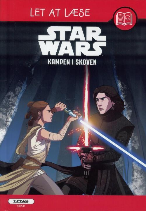 Star Wars, Kampen i skoven, Star Wars bog