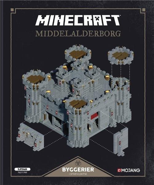 Minecraft, Minecraft Middelalderborg, minecraft guide
