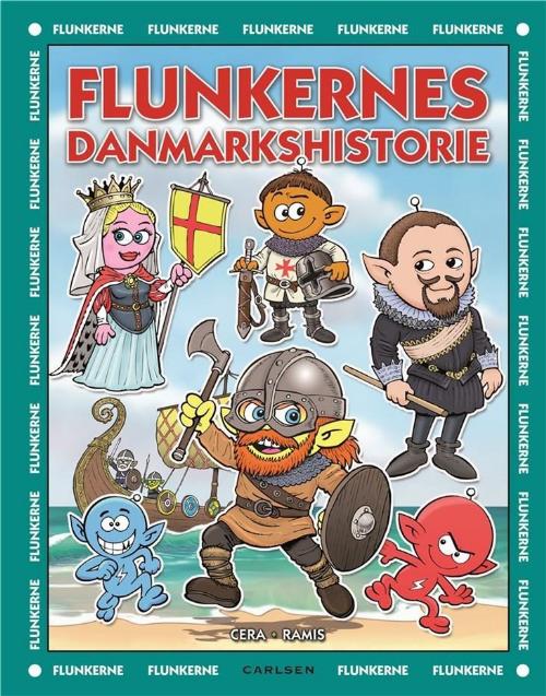 Flunkernes Danmarkshistorie, flunker, flunkebog