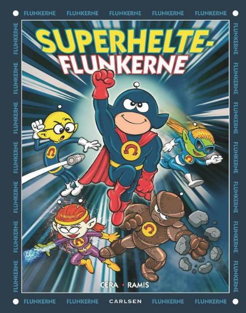 Superhelteflunkerne, flunker, flunkebog