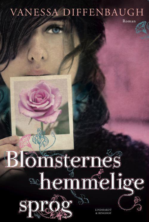 Blomsternes, hemmelige sprog, Vanessa Diffenbaugh, kærlighed, kærlighedsroman