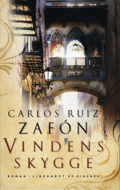 Vindens skygge, Carlos Ruiz Zafón,