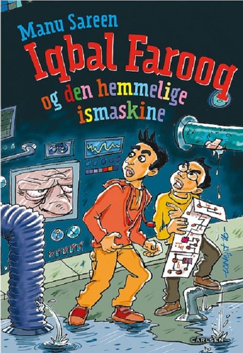 Iqbal Farooq, Iqbal Farooq og den hemmelige ismaskine