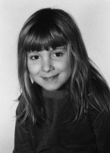Isabella Miehe-Renard, privatfoto, barndom i 70erne