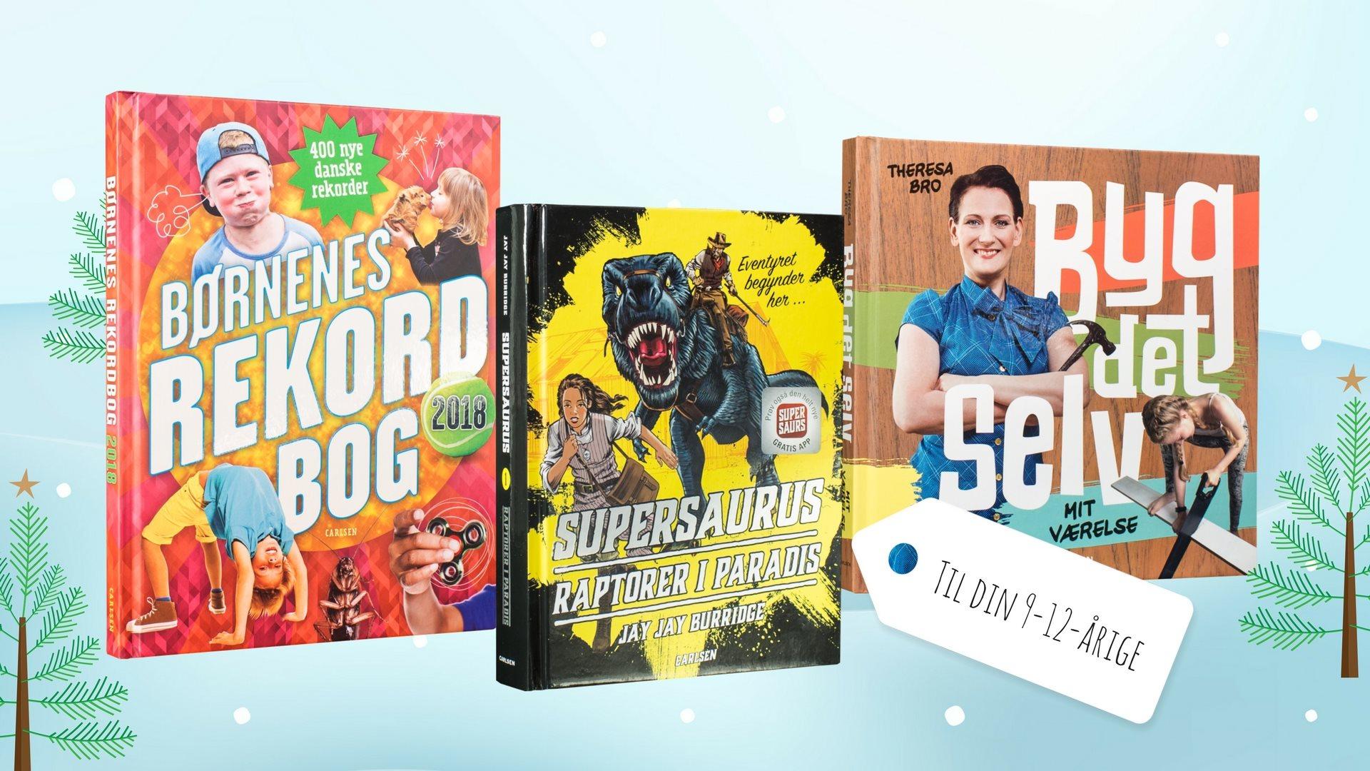 juegaver, julegave, børnebog, børnebøger, gaveidéer, tweens, 9-12-årige