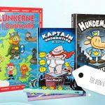 Carlsens julegaveguide: Skønne bøger til din 6-8 årige