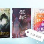 Carlsens julegaveguide: De bedste young adult-bøger til din teenager
