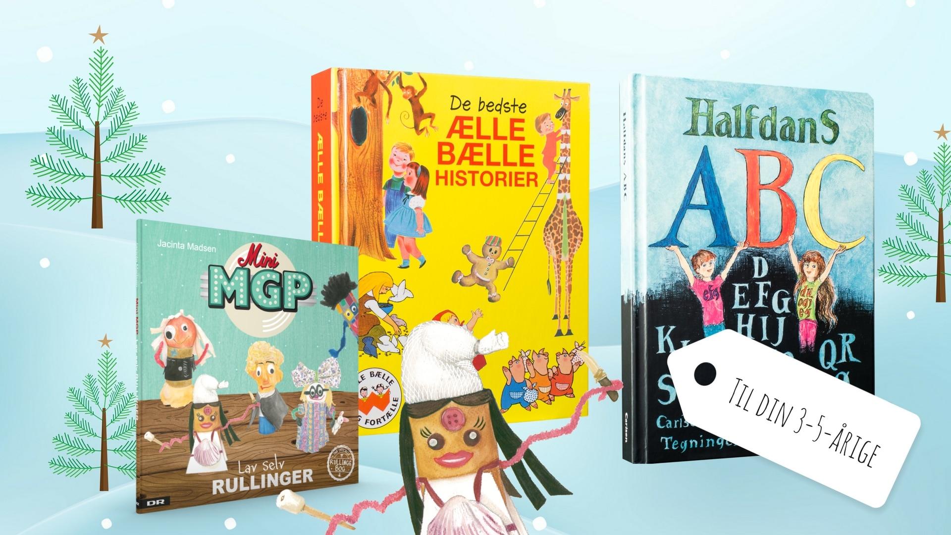 julegaver, julegave, papbøger, højtlæsning, børnebøger, børnebog, gavebøger, bøger til 3-5-årige