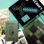 Bøger til alle fans af det forunderlige Minecraft-univers!