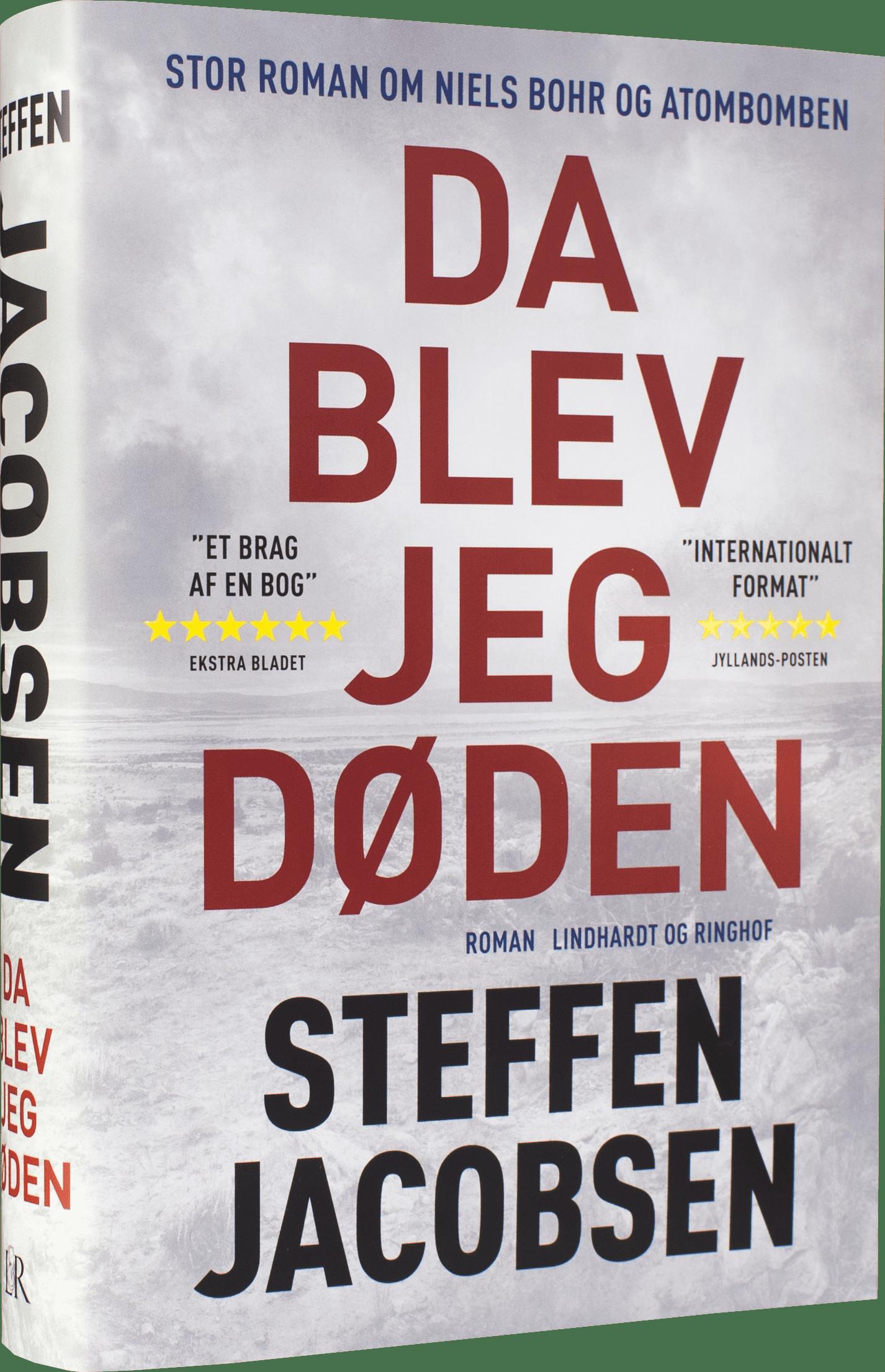Steffen Jacobsen, Da blev jeg Døden, historisk spændingsroman