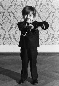 Søren Anker Madsen, privatfoto, min barndom i 70'erne