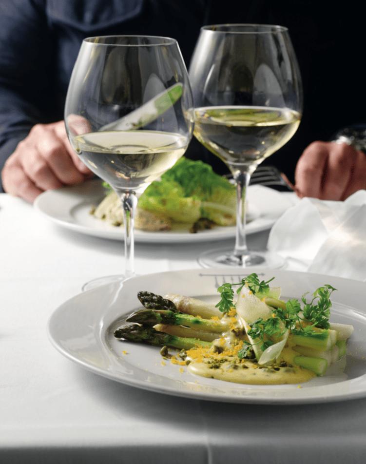 asparges med hollandaise, brdr price, brødrene price